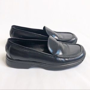 Coach Shoes - Coach Rita Loafers black leather size 7.5